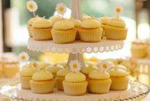 Gelbe Party Ideen