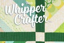 The WhipperCrafter Magazine / Projects and photos from Rebel Craft Media's digital craft magazine, The WhipperCrafter.