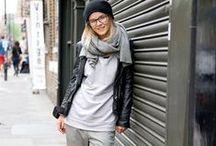 2014/2015 fall-winter wardrobe inspiration