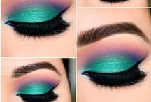makeup.makeup.makeup. / which makeup style do you like?
