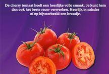 Keuken & Vers Tips / Handige tips van Mijn Keukentuintje voor het controleren op versheid en verwerken van groente, fruit & kruiden.