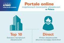Ubezpieczenia / Zespoły branżowe KPMG, specjalizujące się w obsłudze branży ubezpieczeniowej, świadczą wysokiej jakości usługi z zakresu audytu, doradztwa podatkowego oraz innego typu doradztwa biznesowego dla sektora ubezpieczeniowego w Polsce. #KPMG