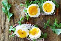 Eieren met kruiden