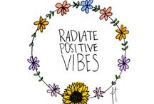 Let your inner hippie out / daisy chains, peace, love and barefeet.