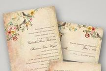 I ♥ Vintage Weddings! / Vintage wedding ideas, DIY supplies and accessories.....and maybe an occasional dress