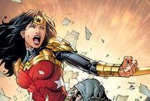 Wonderwoman / These are my favorite wonderwoman arts