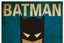 Batman Arts / These are my favorite Batman arts