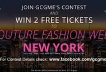 WIN 2 FREE TICKETS TO FASHION WEEEK!! / Check out www.facebook.com/gcgme for more information on how to win