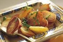 Aardappelen met kruiden