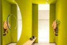 Indoor modular panels