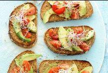 Vers op je sandwich / Inspiratie voor verse kruiden en sla op je sandwich.
