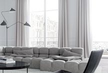 CLASSIC WINDOW COVERING IDEAS / Ideas for decorating the windows in classic style.