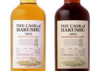 Hakushu Whisky / by Dram JP