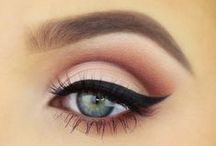 Makeup & Nails / Some beautiful makeup looks that I would like to recreate or draw inspiration from.