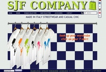 SJF Company SPRING/SUMMER COLLECTION - MADE IN ITALY TRADEMARK - STREETWEAR AND CASUAL CHIC