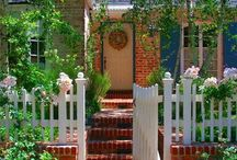 House Beautiful / Pretty houses I like. / by Lora Wiseman