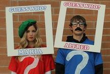 Costumes! / I take fancy dress seriously!