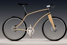 (Design-) Bicycles  / Various bicycles from functional to design
