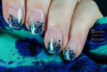 Bambi likes to Polish! / Nail art by Bambi lifeofbambi.blogspot.fi