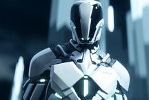 Mech / Robot future art