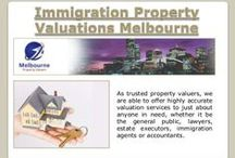Melbourne Immigration Property Valuation / Immigration property valuations Melbourne is an important part of property transactions. It entails thorough information together with complex legal processes, makings it a time consuming and tough process to achieve.  / by Land Valuers Melbourne