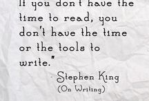 Writing and Storytelling