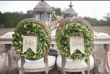 Wedding inspiration / Because I really like weddings