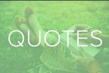 GREEN - Quotes / Quotes / by Mar Mice 2