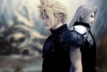 Final Fantasy Character: Cloud Strife
