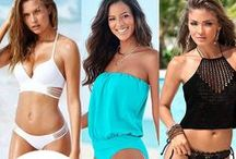 Beach Wear: Swimsuits & Cover Ups / Stylish Swimwear and coverups for Women. Different styles and designs of swimsuits to suit everyone's taste. Bikini's, one piece swimsuits, high waist, long sleeve tops, Kaftans, rompers, e.t.c. If you like to travel in style, follow us! Also, follow us on Instagram @christobeltravel and tag #christobeltravel to be featured.