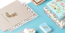 Paper + Stationery Love / design + packaging + pretty paper ideas
