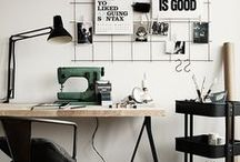 Office / Inspiration for my new office
