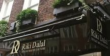 London Flagship Showroom / After much demand and our growing clientele across the globe, Riki Dalal UK Flagship is now open!   12 South Molton Street • Mayfair • London • W1K 5LF
