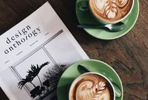 Coffee Bliss / Lovely coffee flatlays