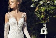 Winter Wedding | Bridal Styling / Having a winter wedding? Check out some of Riki Dalal's bridal styling inspiration fit for your wedding season!
