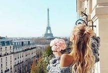 PARISIAN / parisian style and places, travel