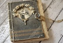 Altered Books, Homemade Books, Journals & Mini Scrapbooks / by Joy Moore