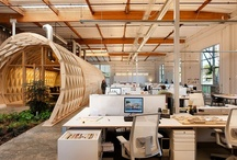 Office Fit Outs / The way your office looks has a significant impact on your business. World's top design offices which create cool environment for their employees.