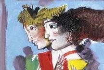 Greek painters
