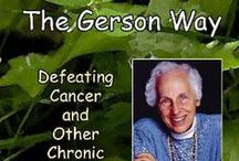 Gerson 's cancer therapy.