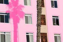It's a pink world