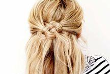 Penteados cheios de charme e fáceis de fazer