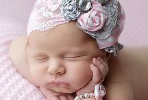 fotografias com bebês