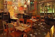 Restaurant ideas! / restaurant design