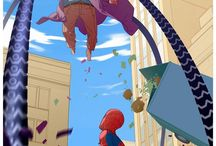 Storytelling by Comics / Marvel & DC, Dark Horse, Graphic Novel...