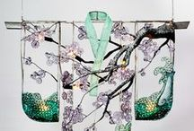 Canopy Designs Kimono Collection Lighting Inspired By The Beautiful And Detailed Kimonos We Have