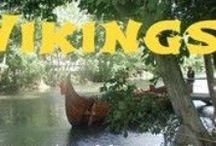 Unit:  Vikings / by Sheila Van Riesen