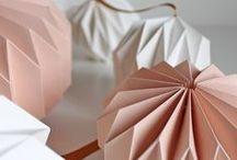 Flow | Pliages / Papier plié sous tous les formes