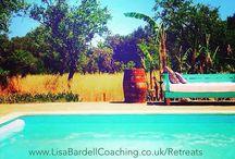 Ibiza Mind & Body Calm Meditation Retreat 12-19 September 2015 / Ibiza Mind & Body CALM Meditation Retreat | 12-19 September 2015 | Book or read more here: www.LisaBardellCoaching.co.uk/Retreats