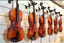 I Recommend / These violins and accessories get great reviews. Plus tips on what to look for when buying a violin, violin sizes, and accessories.